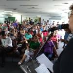Cerca de 400 produtores participaram do evento.