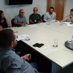 Reunião com Promotoria de Proteção à Educação